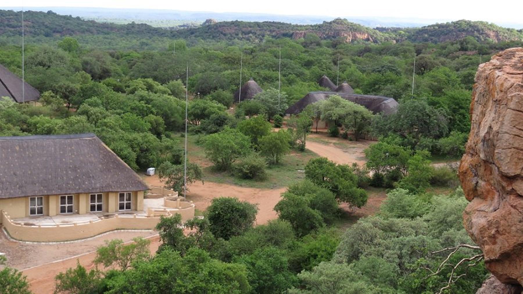 Awelani Lodge Overview