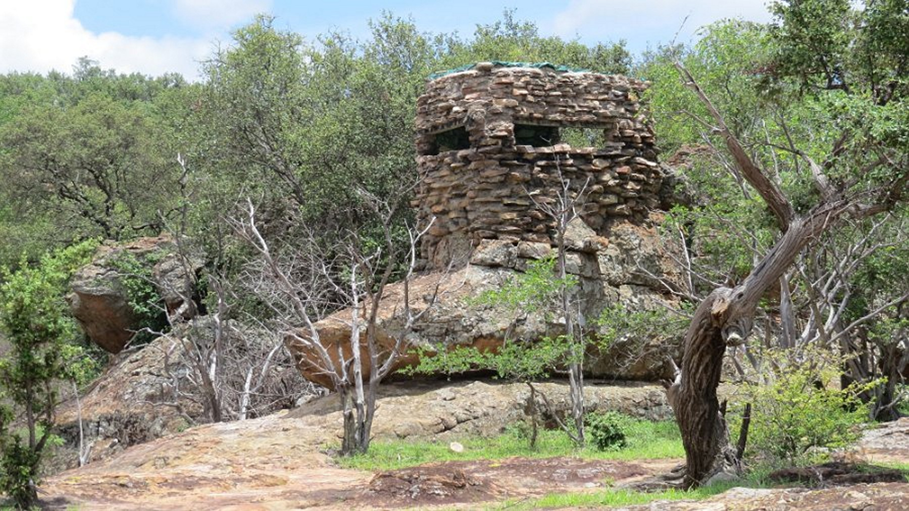 Awelani Lodge View