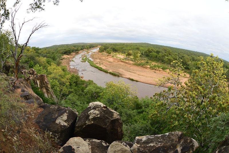 mutale river