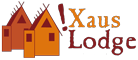 xaus lodge logo