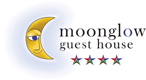 moonglow guest house logo