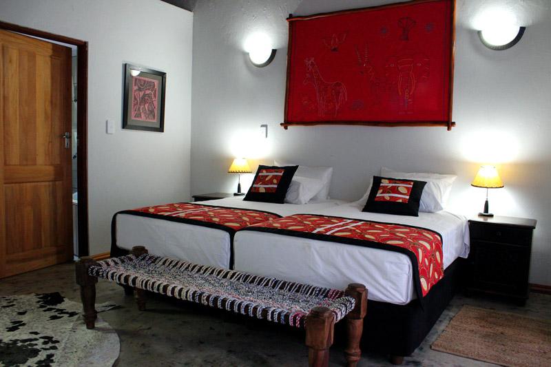 Chalet-Bedroom