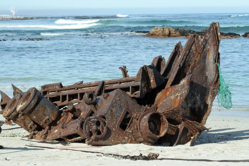 cape point shipwreck